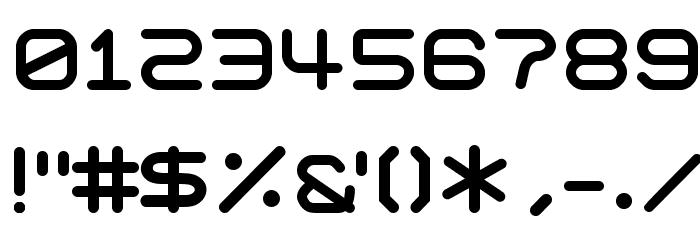 01 DigitGraphics Шрифта ДРУГИЕ символов