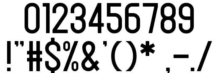 071MKSDMediumB Font OTHER CHARS