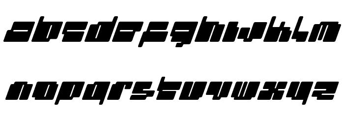 09 27 Font LOWERCASE