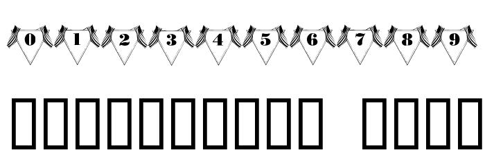 101! All American 字体 其它煤焦