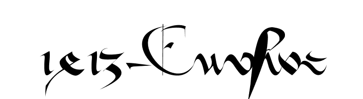 1413-Cursive  Frei Schriftart Herunterladen