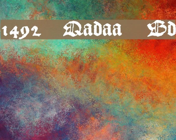 1492_Quadrata_lim Bold Fonte examples