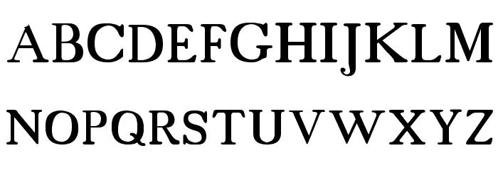 18thCentury Font Litere mari