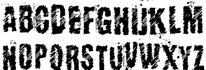 2 Font Litere mari