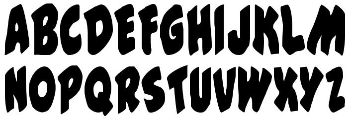 #44 Font Condensed لخطوط تنزيل الأحرف الكبيرة