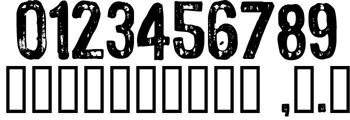 4990810 لخطوط تنزيل حرف أخرى
