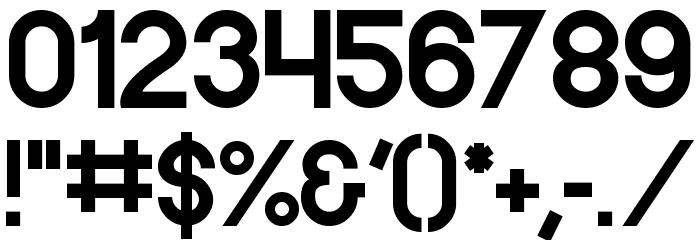 538Lyons Font Font OTHER CHARS