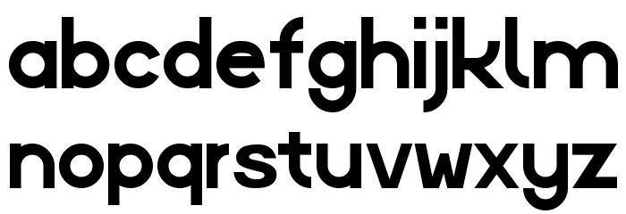 538Lyons Font Font LOWERCASE