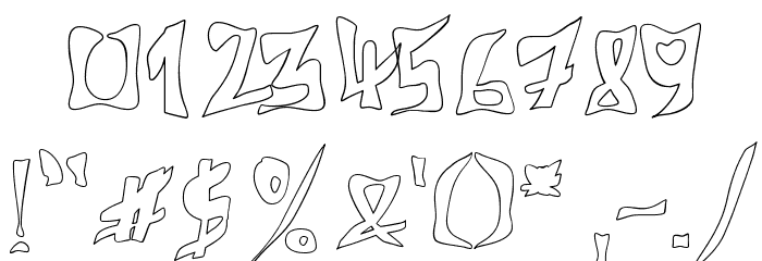 612KosheyLine-Bold لخطوط تنزيل حرف أخرى