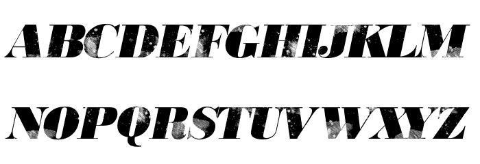 806 Typography 806 Typography Fonte MINÚSCULAS