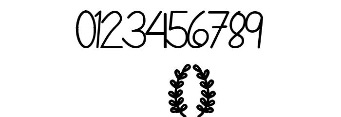( Wild Flower ) لخطوط تنزيل حرف أخرى