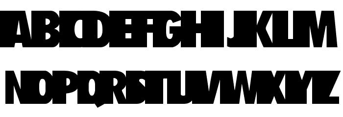 --wATCHMEn-- Шрифта строчной