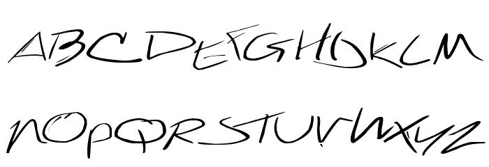 !Carlos Caffeinated Italic Font Litere mari