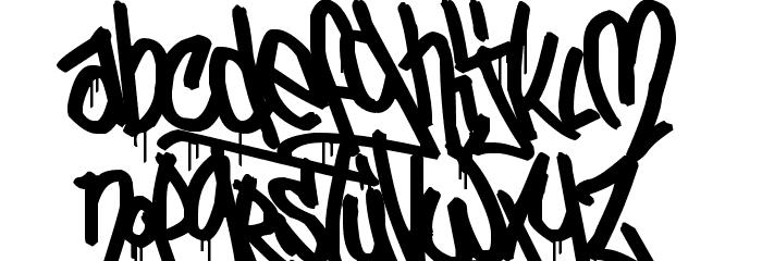 `eL&FoNt[?rBAN CallIgRAPhy!` Font LOWERCASE