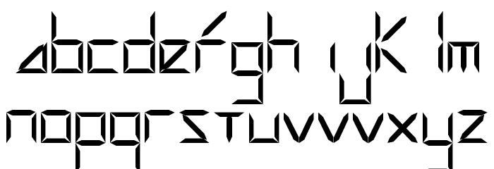 4Function Liberal Шрифта строчной