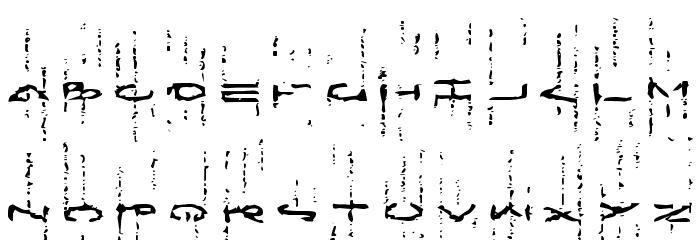 !Futurelic 字体 小写