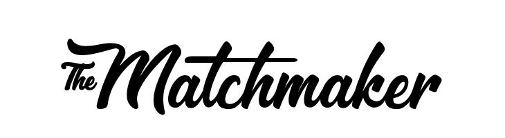&Matchmaker  font caratteri gratis