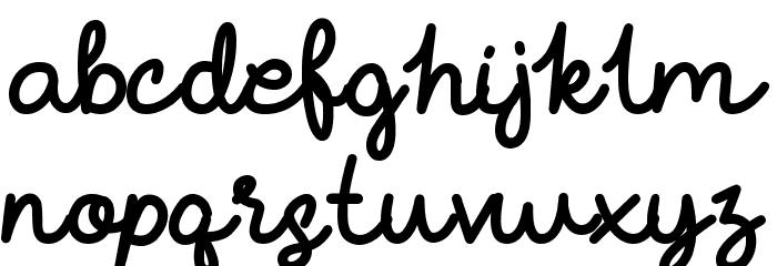 (Millennial Solstice) لخطوط تنزيل الأحرف الكبيرة