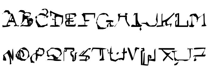 !Sutura Frontalis Dysostosis Bold لخطوط تنزيل الأحرف الكبيرة