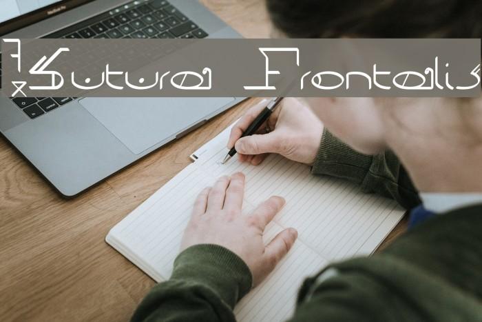 !Sutura Frontalis Fonte examples