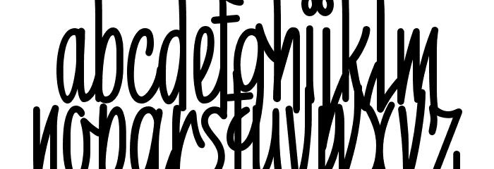 6thAniversario Font Litere mici