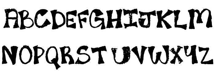 7th FadFace لخطوط تنزيل الأحرف الكبيرة
