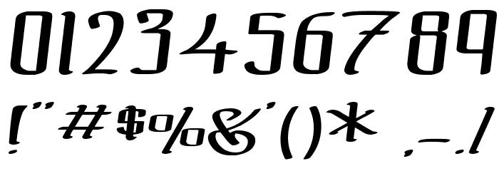 !The Black Bloc Italic لخطوط تنزيل حرف أخرى