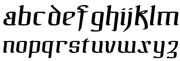 !The Black Bloc Italic لخطوط تنزيل صغيرة