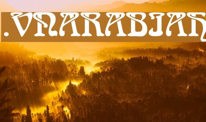 .VnArabiaH لخطوط تنزيل examples