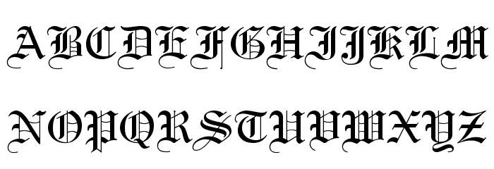 .VnLincolnH لخطوط تنزيل الأحرف الكبيرة