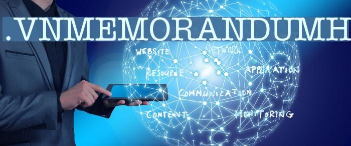 .VnMemorandumH لخطوط تنزيل examples