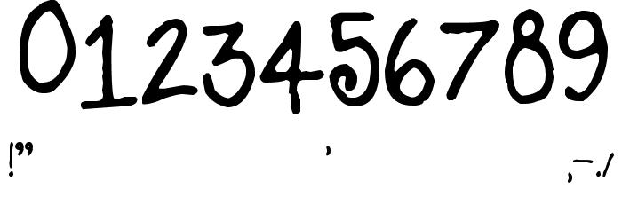 A Little Pot Font Ffonts Net