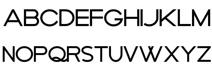 A?ejo Font UPPERCASE