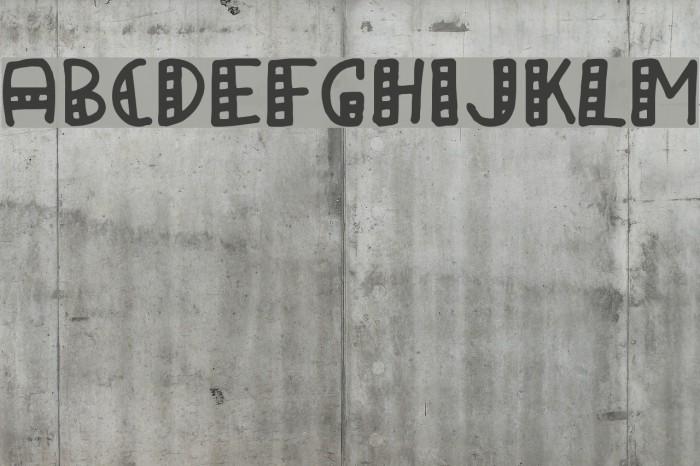 a Papa Font examples
