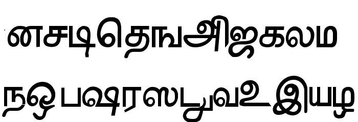 AATMZL Font LOWERCASE
