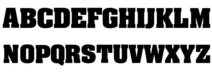 AardvarkBold لخطوط تنزيل الأحرف الكبيرة