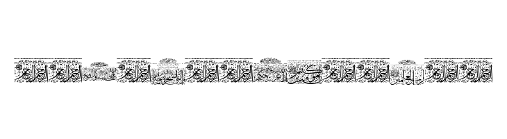 Aayat Quraan 8  Free Fonts Download
