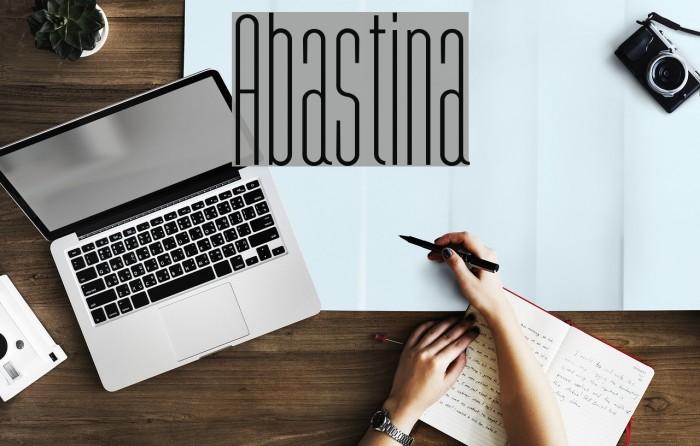 Abastina Fonte examples