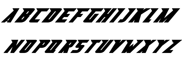 Abberancy Font LOWERCASE
