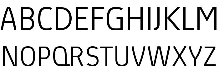 AbsolutPro-Light Fonte MAIÚSCULAS