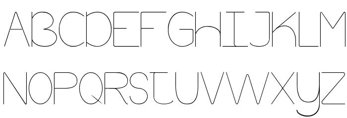 Abu.10 Font UPPERCASE
