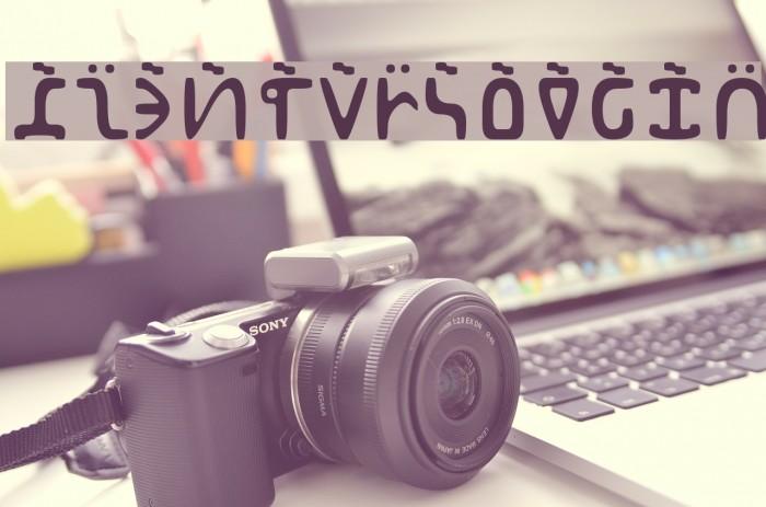 Abur Font examples