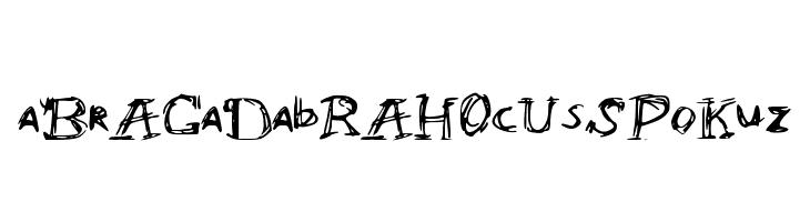 aBrACaDabRAHOcUsSPoKuz  Descarca Fonturi Gratis