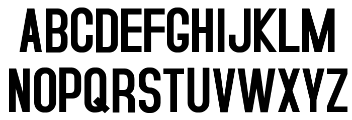 Accidental Presidency لخطوط تنزيل الأحرف الكبيرة