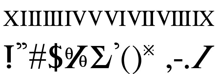 Achilles 字体 其它煤焦