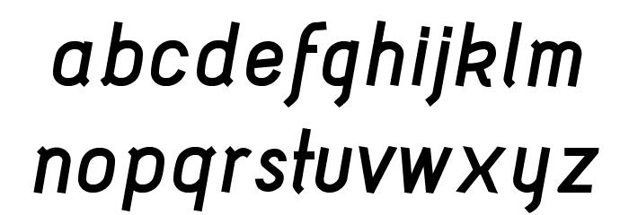 Acid Bold Italic フォント 小文字
