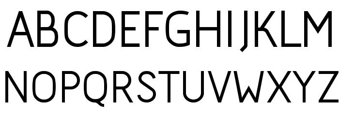 Acid-Medium フォント 大文字