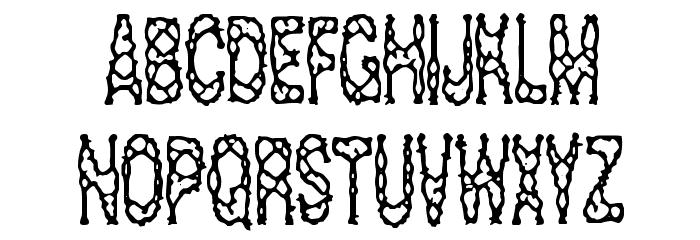 Acid Reflux [BRK] لخطوط تنزيل الأحرف الكبيرة
