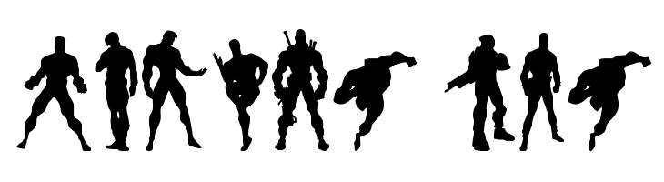 Action Men  नि: शुल्क फ़ॉन्ट्स डाउनलोड