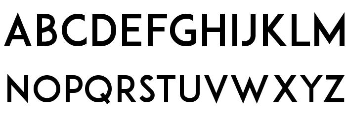 ADAM.CGPRO Schriftart Groß